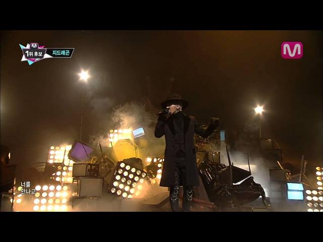 G-DRAGON_Black feat. JENNIE KIM (Black by G-Dragon feat. JENNIE KIM@Mcountdown 2013.9.12) кфк