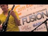 Allan Holdsworth - Kiko Loureiro - Richard Hallebeek jam at ESC 2011