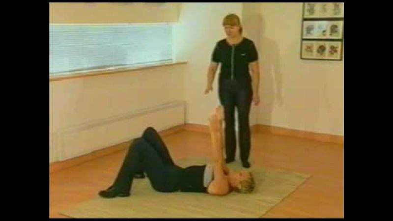 Bodyflex Упражнение брюшной пресс