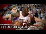 Michael Jordan Full Highlights 1993 Finals G4 vs Suns - NASTY 55 Pts, MUST Watch!