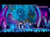 Фолк-группа Партизан FM и Марина Девятова - Под окном широким (ВИШНЯ БЕЛОСНЕЖНАЯ ЦВЕТЕТ)