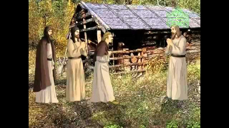 Мульткалендарь 20 июня Преподобный Варлаам Хутынский