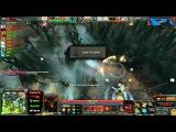 HyperX D2L Season 4 Grand Finals - Fnatic vs LGD (Game 1)
