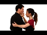 How to Embrace & Keep Space w/ Partner | Argentine Tango