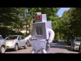 Городские приматы. Секс робот