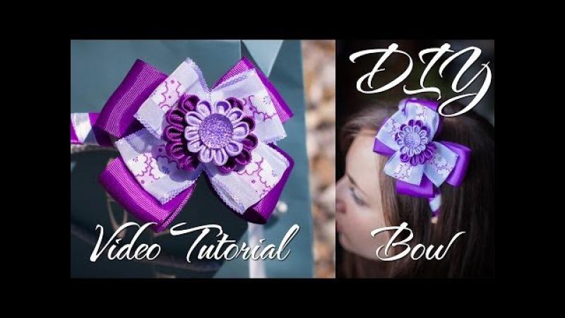 Цветы из ленты фото уроки - Картинки по запросу цветы из ленты фото уроки