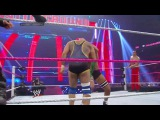 (WWEWM) Battleground 2013 - The Real Americans vs. Santino Marella & The Great Khali