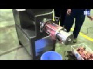 Сепаратор механической обвалки мяса