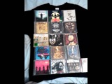Soulfly cds an t shirt sepultura cds an nailbomb