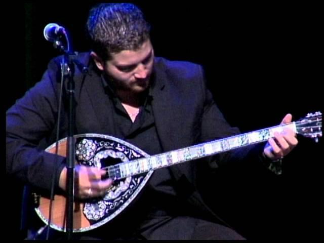AKTINAs Greek Music Journey 2013 Bouzouki Solo, Karantinis Rips!