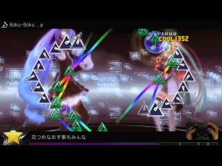 Project DIVA F 2nd [EDIT PLAY]