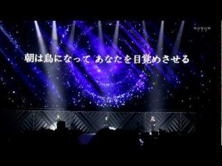 Yesung & Ryeowook (SJ), Onew (SHINee) - Sen no Kaze ni Natte @ SMT Tokyo