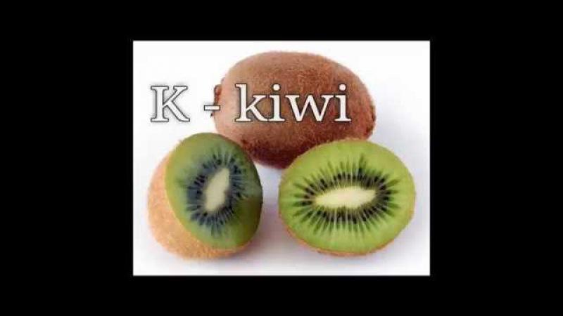 English ABC - Английский алфавит