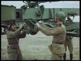 Экипажи танков и совместные расчёты воинов ННА ГДР и Советской Армии