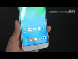 Samsung Galaxy A8 Hands On Video