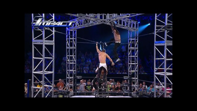 || Best of Jeff Hardy || ~ Ultimate X Tag Team Championship Match (TNA Impact Wrestling 17.04.2015) ✔