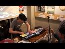Jeremy Ellis-BEAT FIGHTER TOUR 2013-@cafe DODO 2013/11/15/fri