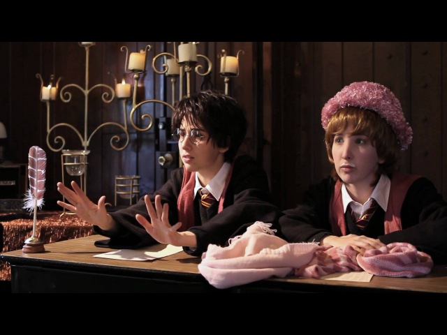 Harry Potter and The Order of Umbridge by The Hillywood Show®