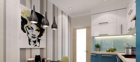 Дизайн квартиры в Туле от Александра Камерилова