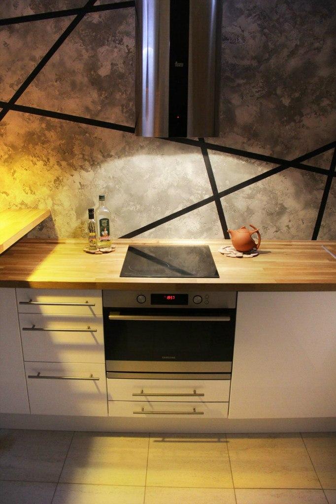 Квартира-студия: а теперь фото реальной квартиры по 3d-проекту в предыдущей новости.