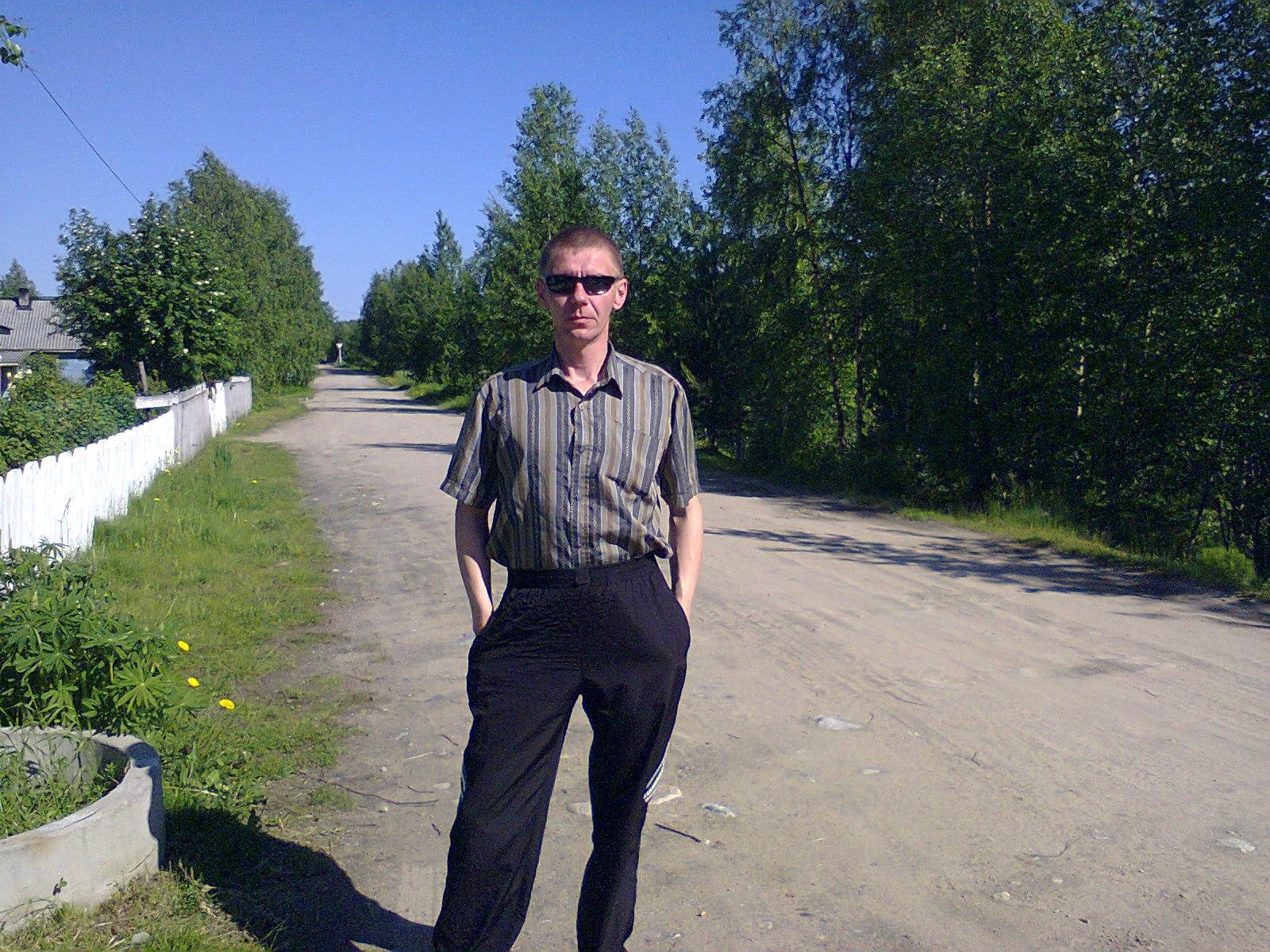 Aleksandr, 44, Kalevala