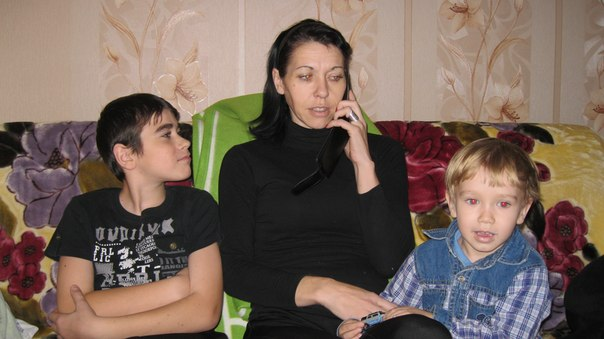 Vk мама с сыном