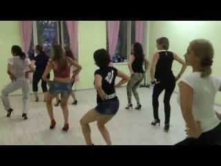 Юльет Санчес Родригес, женский стиль (начально-средняя группа) в Mambo GROUP