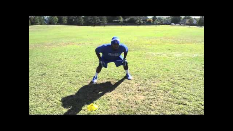 Play Like A Pro Linebacker Drill Shuffle Read Run Tackle Pursuit Sports Takeoff