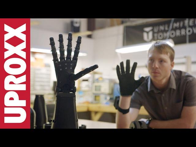Prosthetic Arm Engineer Easton LaChappelle | Luminaries