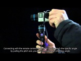FY-G4 Handheld Steady Gimbal Firmware V1.11 Introduction And G4 Remote Control Introduction