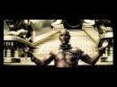 300 music video / Кукрыниксы - Чёрный ворон Народная песня
