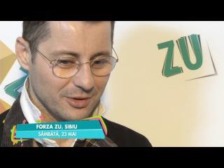 ADRIAN SINA vorbeste despre FORZA ZU
