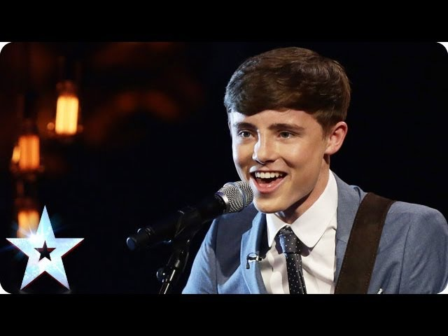 James Smith sings Otis Redding's Try a Little Tenderness   Britain's Got Talent 2014 Final