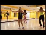 Видео-урок ZUMBA с Алиной Бенционовой в Alekta Dancehall