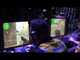Na`Vi vs fnatic on inferno @ IEM6 GC Kiev