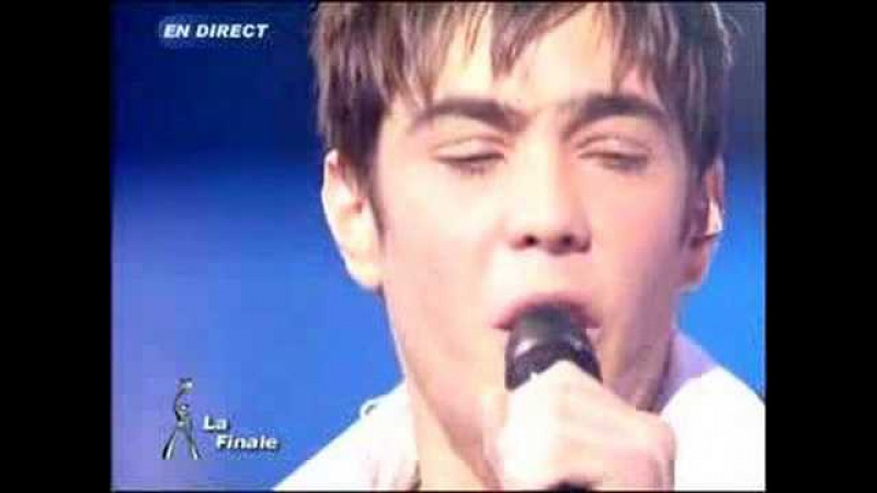 Gregory Lemarchal Lucie - Chanter