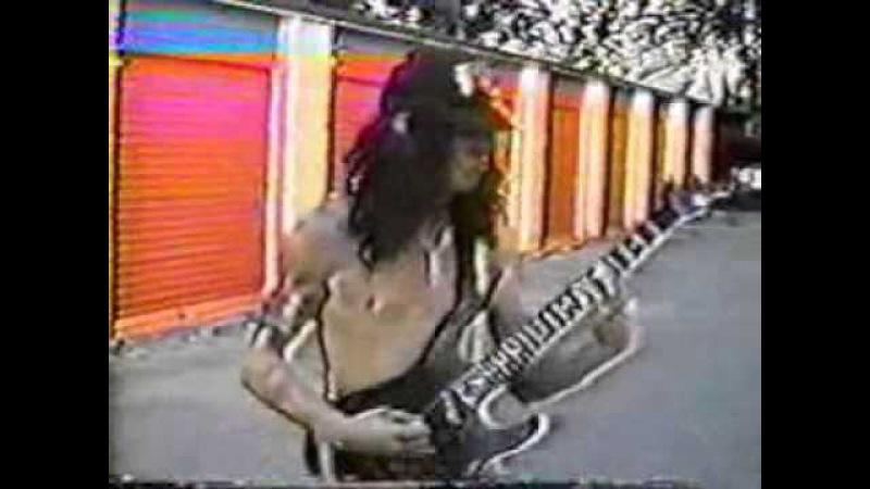 Morbid Angel - Street Show, Tampa, FL 26.09.1990 [Rehersal]