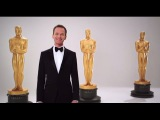 Oscars Promo: New Year's Resolutions