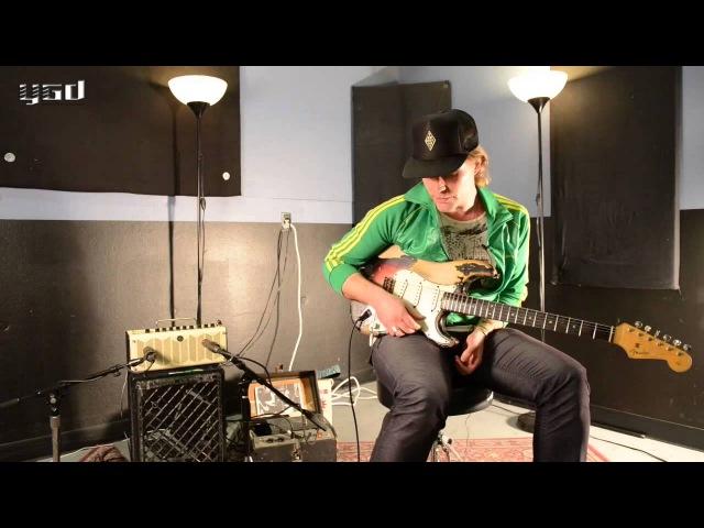 Yamaha THR10 - Philip Sayce vintage pedals demo