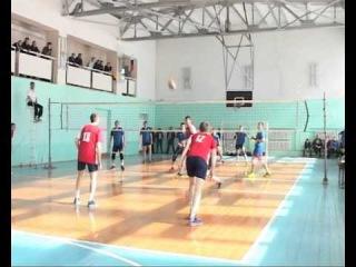 Чемпионат области по волейболу (Ломовка)