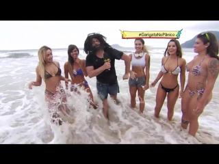Panico na band on the beach panicatadores de lixo aricia babi carol dias e garigata | brazilian girls vk.com/braziliangirls