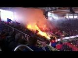 Spartak - CSKA сидели неподалеку от фанатов цска)