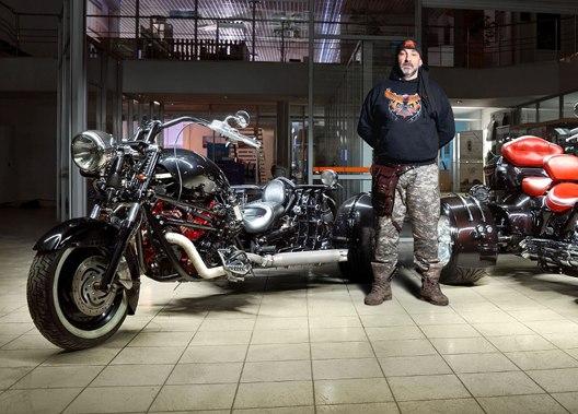 Мастерская R-evolution Motorcycles
