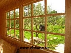 Окна для веранды фото