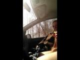 2501939_flashing_a_granny_in_a_car
