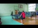 Полуфинал Петров Россомахин 1