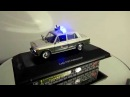 Lada 2103 Volkspolizei 1:43 LED Umbau - Exclusiver Kundenauftrag !