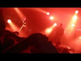 Papa Roach - Blood Brother Burn. Jacoby's crowd surfing Live in San Francisco 022015. HD 3604