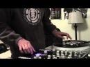 DV Scratch Battle 2014 DJ Dopez Round 2
