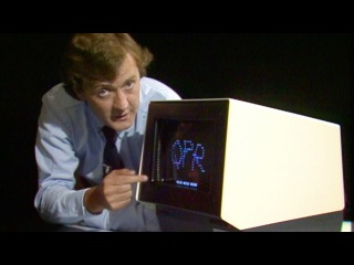 Early Touch Screen Technology - Tomorrow's World - BRITLAB - BBC